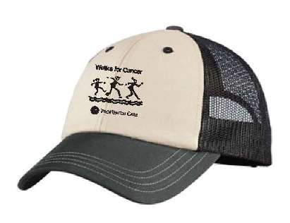 Incentive mesh hat