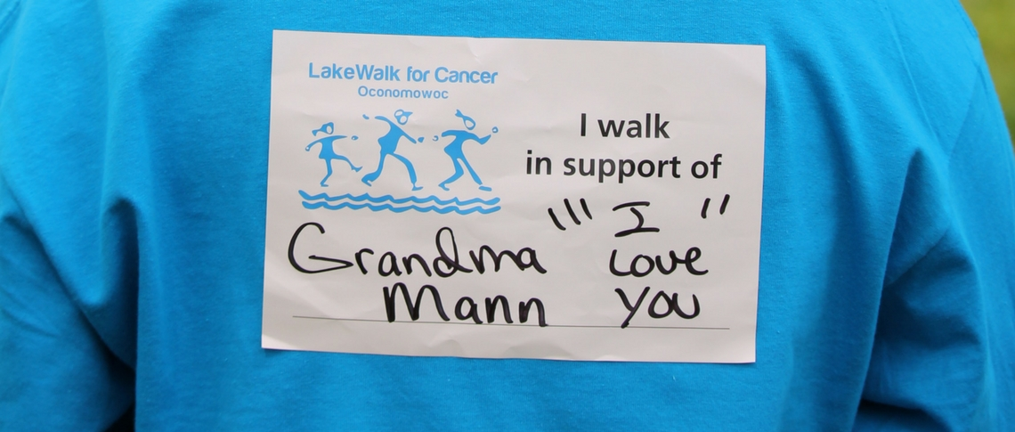 2017 lakewalk for cancer prohealth care inc
